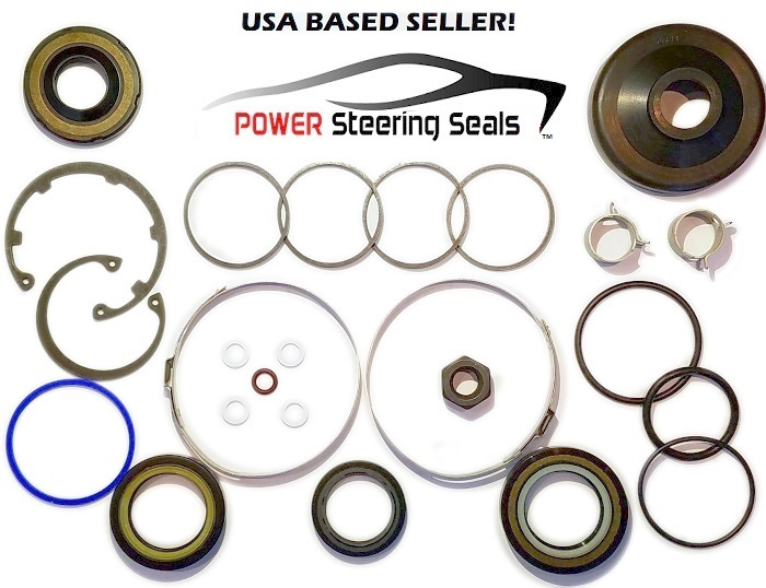 Power Steering Rack and Pinion Seal Kit