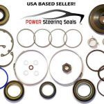 Buick Power Steering Rack And Pinion Seal Kits
