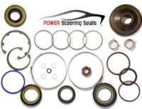 Power Steering Seals Power Steering Rack and Pinion Seal kit for Mazda Protege Protege5