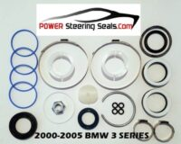 2000-2005 BMW 3 Series Power Steering Rack and Pinion Seal Kit