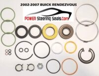 2002-2007 Buick Rendezvous Power Steering Rack and Pinion Seal Kit