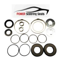 Power steering rack and pinion seal kit for Honda Pilot.
