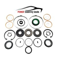 Power steering rack and pinion seal kit for Mercury Cougar