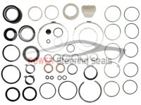 Power steering rack and pinion seal kit for Audi A6