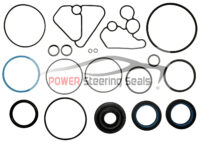 Power steering rack and pinion seal kit for Honda Accord