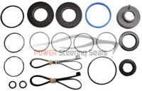 Power steering rack and pinion seal kit for Infiniti Q45