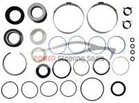 Power steering rack and pinion seal kit for Saab 9-5.