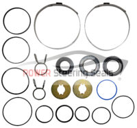 Power steering rack and pinion seal kit for Toyota Corolla AE86