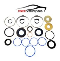 Power steering rack and pinion seal kit for Subaru SVX