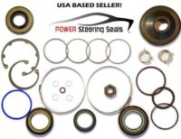 1982-1995 Chrysler Lebaron/Lebaron GTS Power Steering Rack and Pinion Seal Kit