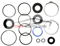 Power steering rack and pinion seal kit for Nissan 300ZX