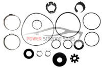 Power steering rack and pinion seal kit for Subaru Legacy