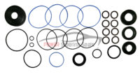 Power steering rack and pinion seal kit for Porsche 944 924S 968