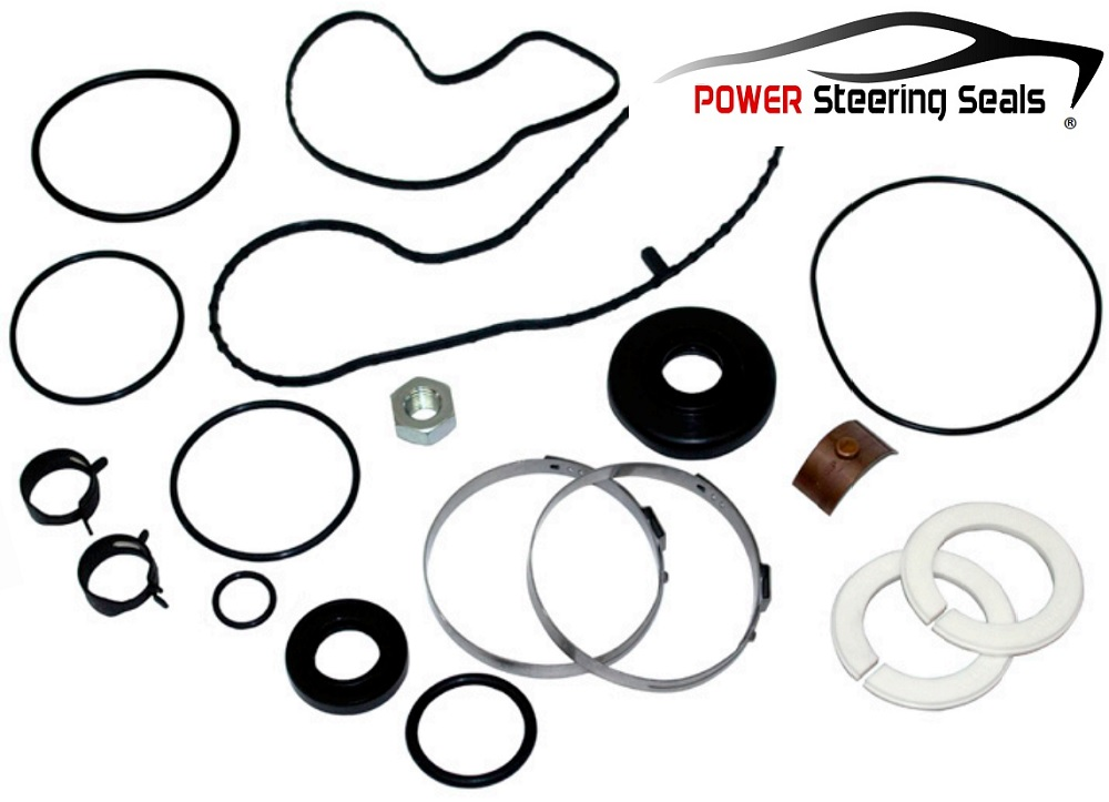 POWER STEERING RACK AND PINION SEAL//REPAIR KIT FITS JEEP LIBERTY 2002-2005